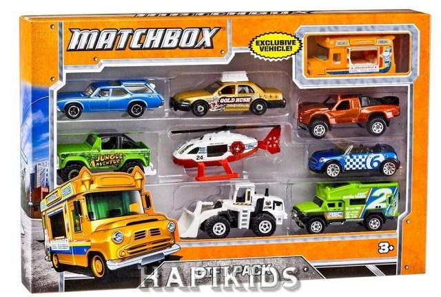 Подарочный пакет Matchbox