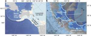 Postglacial viability and colonization in North America's ice-free corridor