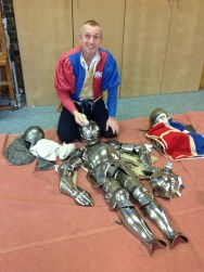 Wel polishing the KS1 armour
