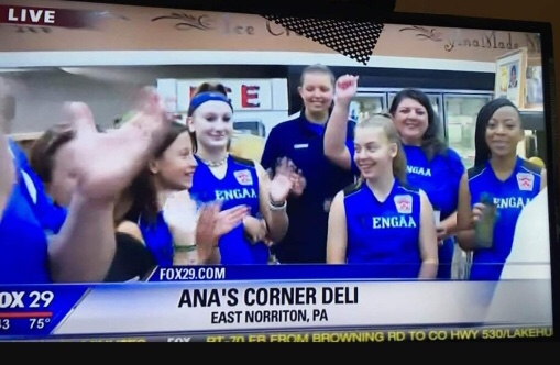 ENGAA makes FOX29 NEWS