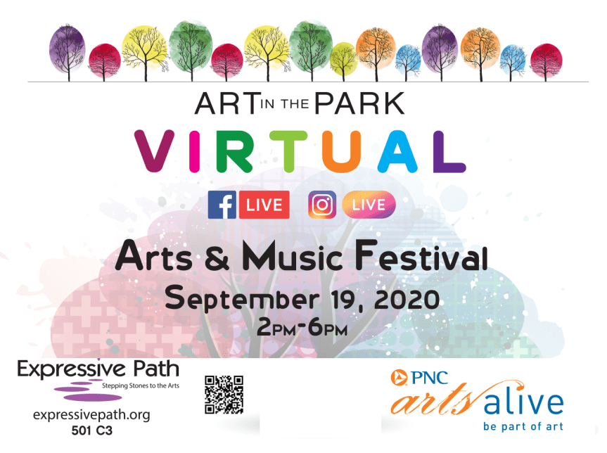 Annual Art in the Park Arts & Music Festival goes Virtual