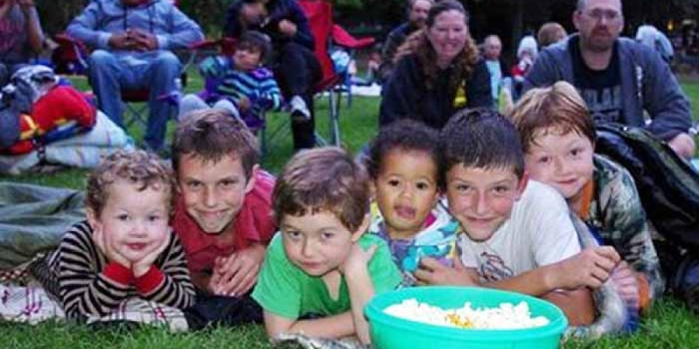 Movies at Howarth Park