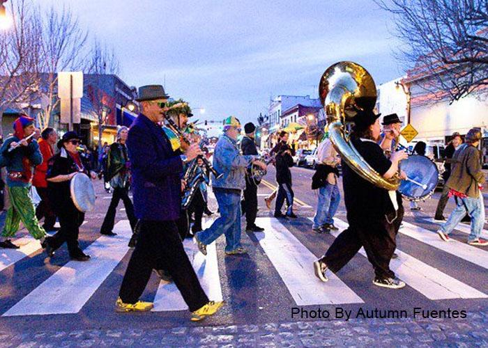 Fat Tuesday MardiGras Mambofest Street Parade+Dance Party