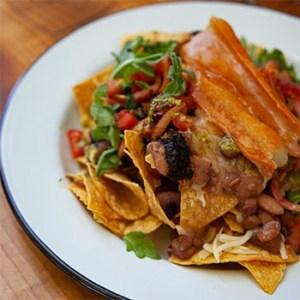 Tacos at Barrio Fresca Cocina at the Barlow