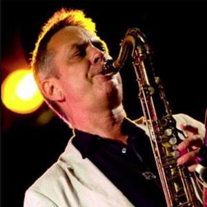 Rob Sudduth saxophone at Hotel Healdsburg
