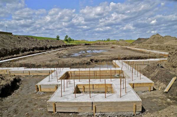 Types of Foundations Used in Building Construction - Happho
