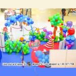 Mall Activation Balloon Decoration Happier Singapore