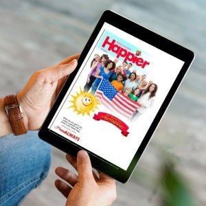 Subscribe to Making Your Week Happier Digital Edition