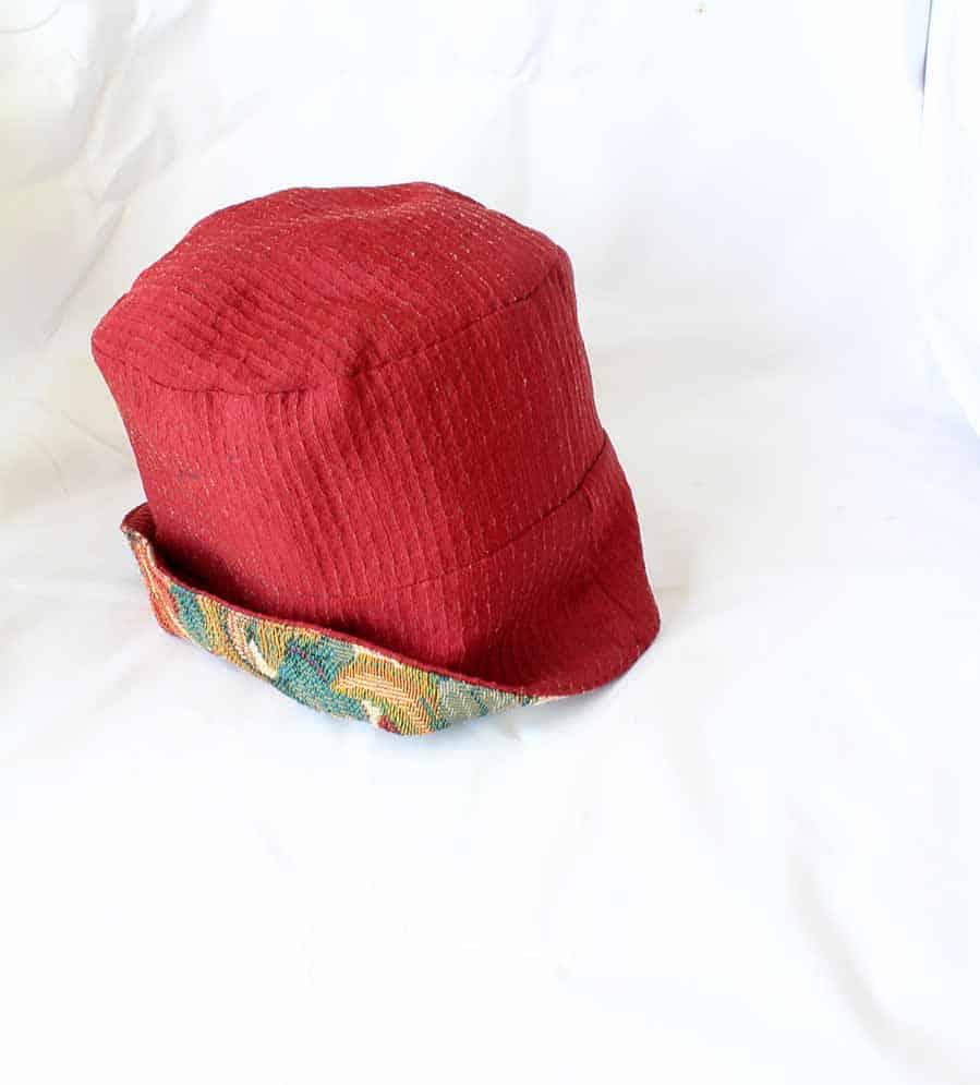 Easy Sew Bucket Hat - Free Pattern