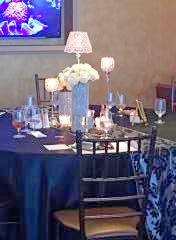 Chesapeake Inn Table Setting
