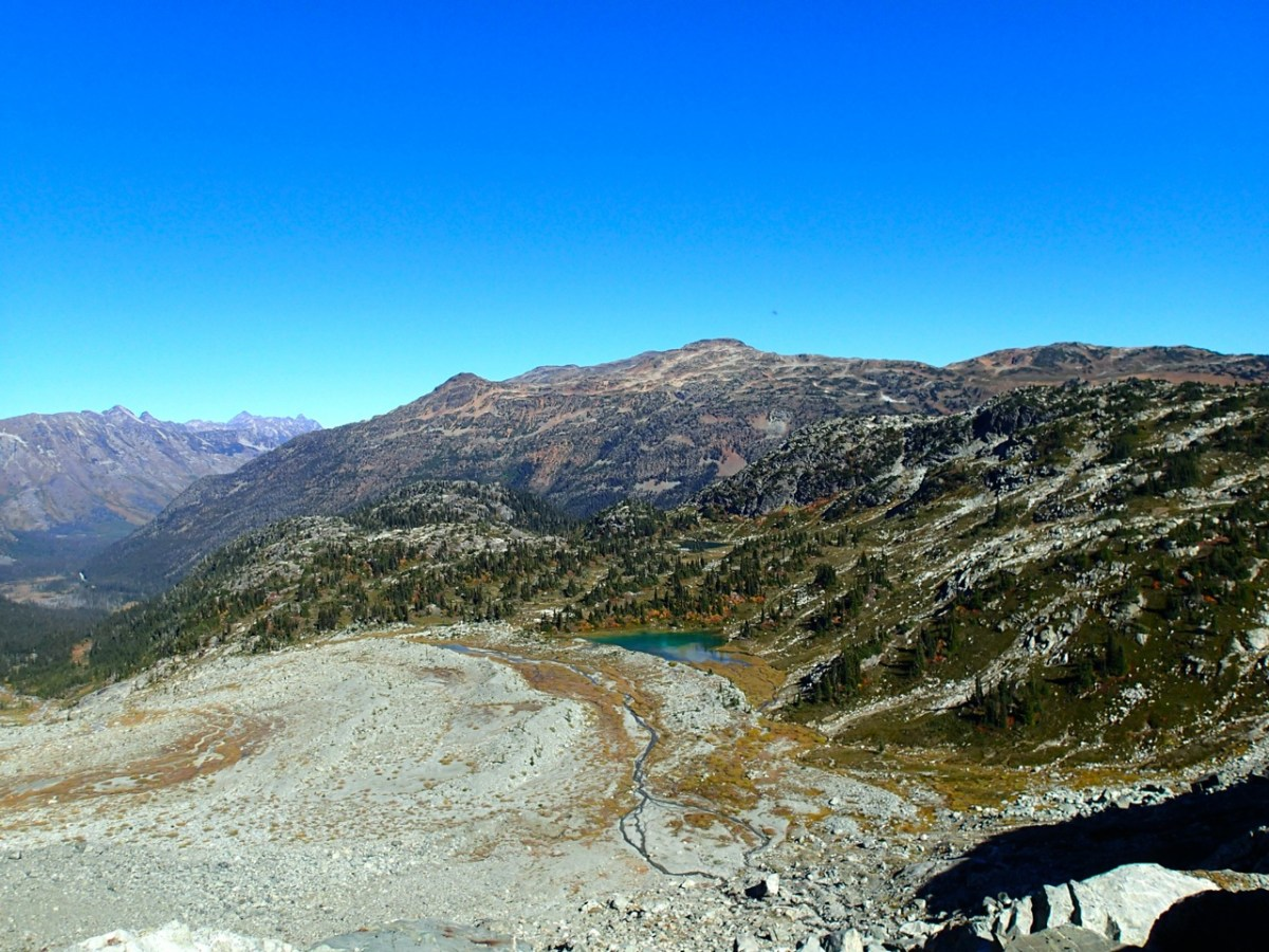 Semaphore Lakes September 2014