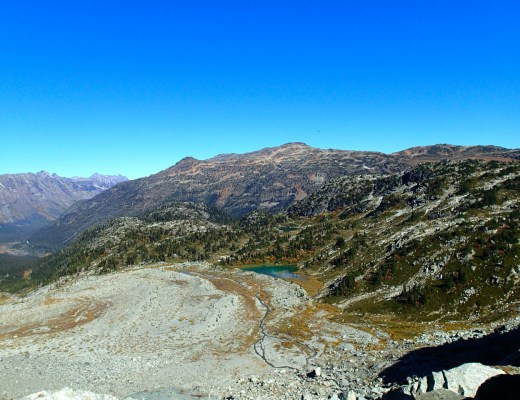 Lower Semaphore Lakes