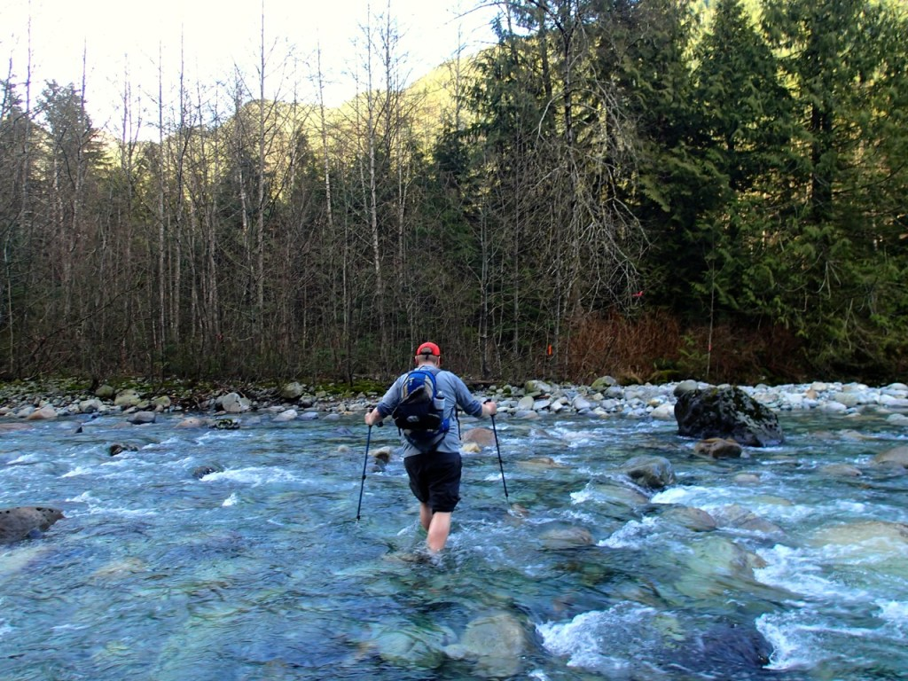 Fording Lynn Creek is not always possible. Be prepared before you next hike: use this handy list of websites to find trail conditions for Vancouver area hikes.