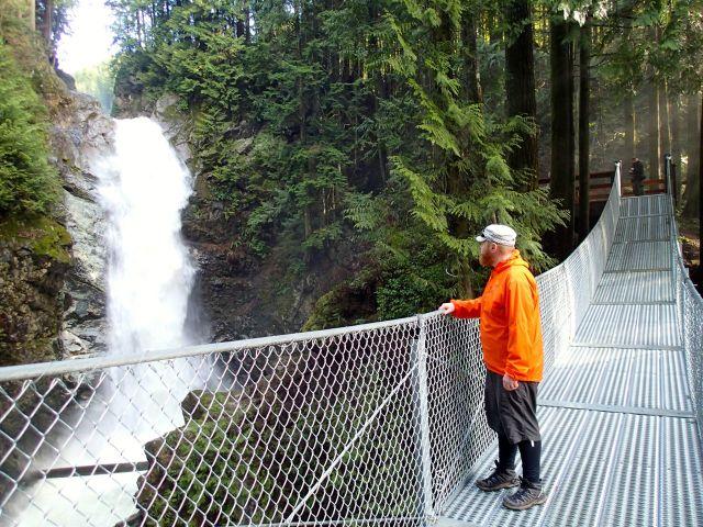 Cascade Falls, Mission BC