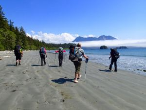 Spring Backpacking Near Vancouver: Wildside Trail