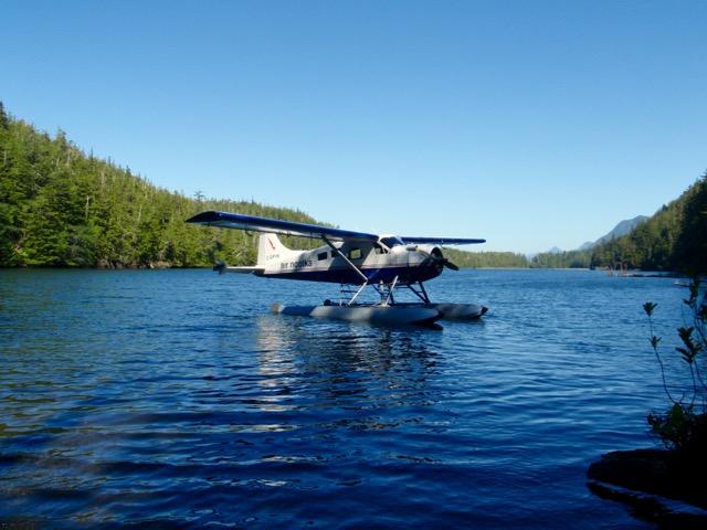 Air Nootka in Starfish Lagoon