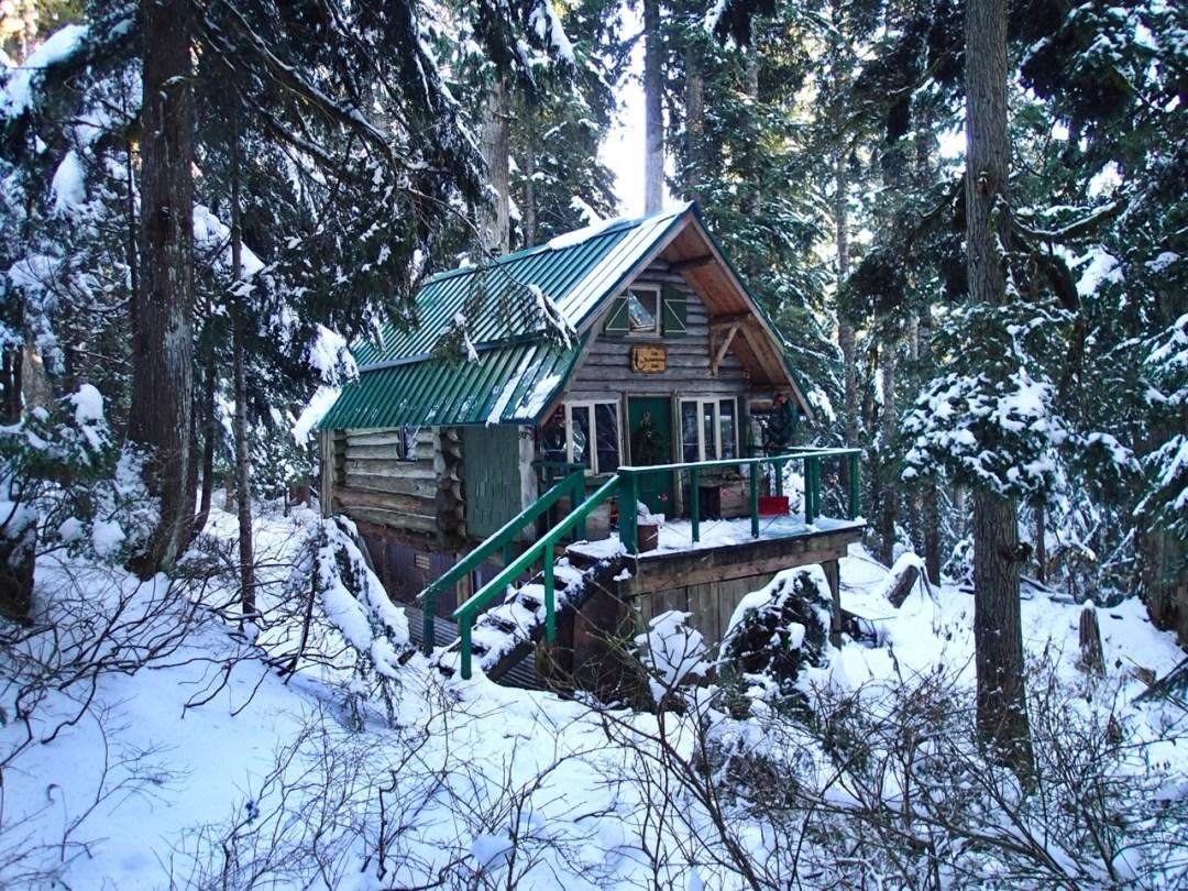 Cabin at Hollyburn