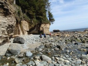 Spring Backpacking Near Vancouver: Juan de Fuca Trail