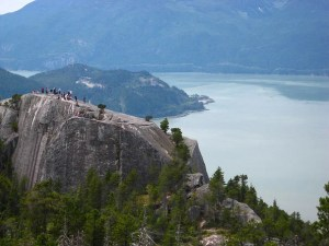 Stawamus Chief - Alternatives to the Grouse Grind