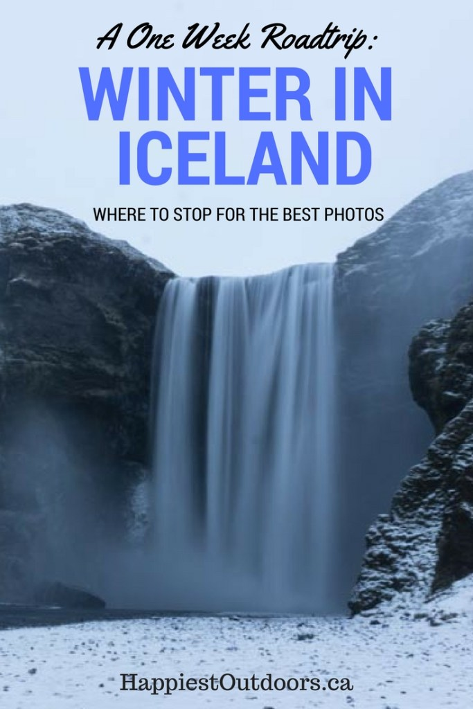 A one-week winter roadtrip in iceland: where to stop for the best photos. A winter week in Iceland. Photos of Iceland in winter. What is visiting Iceland in winter really like?