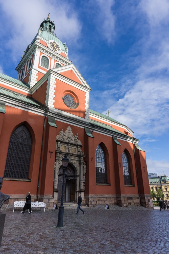 St. Jacob's Kyrka in Stockholm, Sweden. 30 photos of Stockholm that will inspire you to visit.