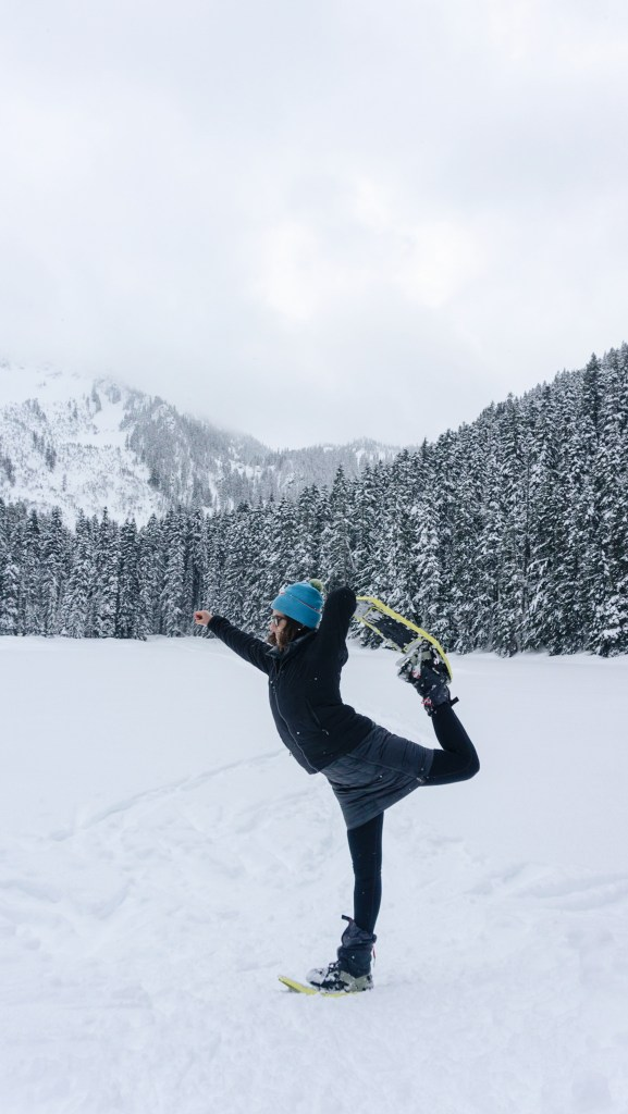 Best Insulated Skirt for Petite Women: Marmot Pip Insulated Skirt. Learn how to find women's hiking clothing for your body type.