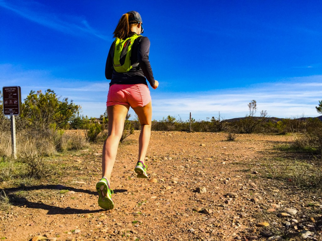Best Hydration Pack for Tall Women: CamelBak Octane Dart. Learn how to find women's hiking backpacks and hiking gear for your body type.