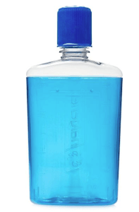 Lightweight Nalgene flask for hikers and backpackers
