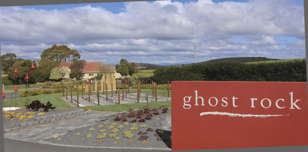 Ghose Rock Wines near Devonport, Tasmania. Just one of over 40 things to do in Devonport and Tasmania's North West.