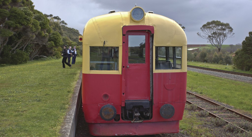Don River Railway in Devonport.