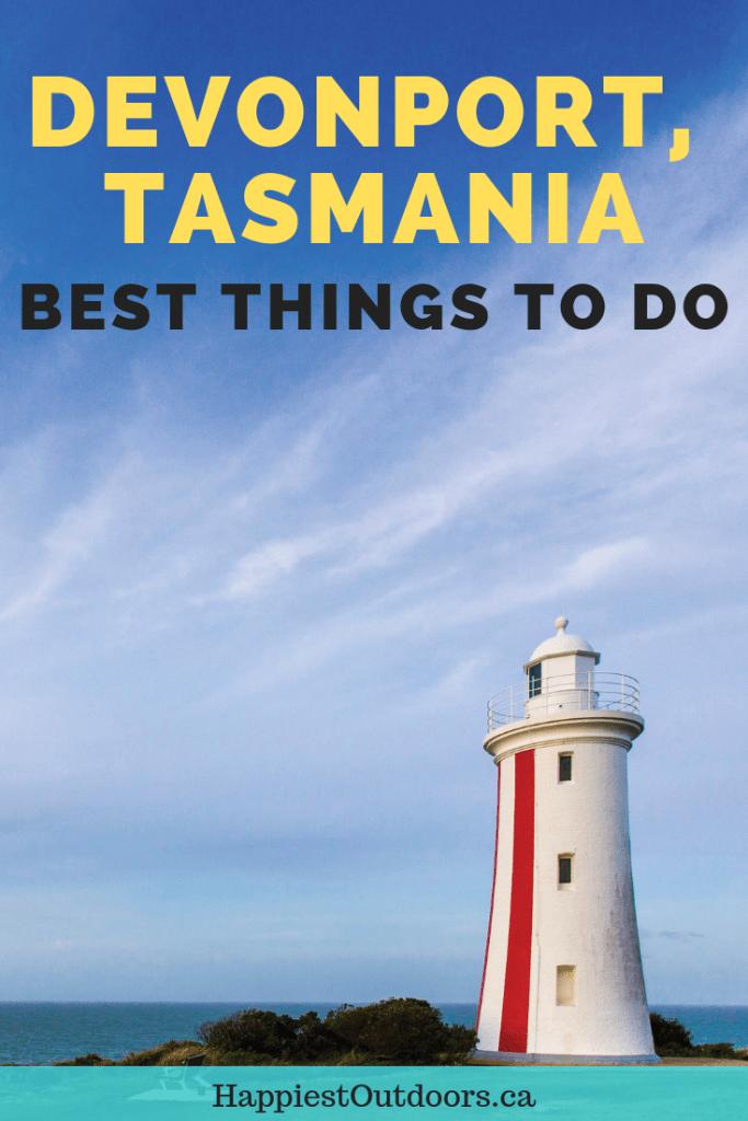 Best things to do in Devonport, Tasmania, Australia. Includes over 40 things to do near Devonport in Tasmania's North West. #Devonport #Tasmania #Australia