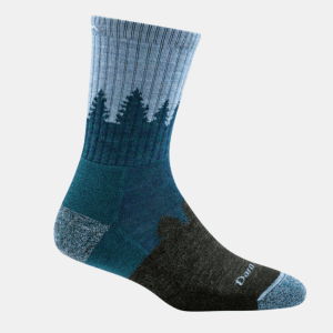 Darn Tough Treeline Hiking Socks. A sustainable gift for hikers