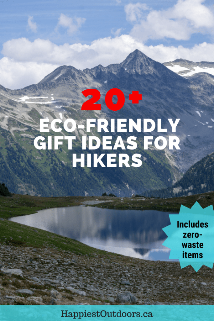 Eco-friendly gifts for hikers. Zero-waste hiking gear. Sustainable hiking gifts. Gifts for hikers. Gift ideas for hikers. Hiking gift ideas. Eco-friendly gifts. Eco-friendly gift ideas. Sustainable gift ideas. #hikinggear #hikinggifts #eco-friendlygifts #sustainablehikinggear