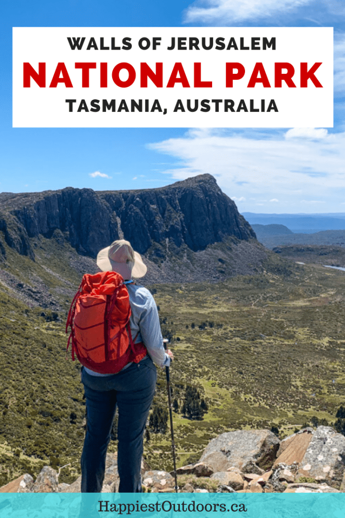 How to visit Walls of Jerusalem National Park in Tasmania, Australia