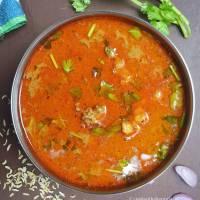 Home Style Chicken Kuzhambu