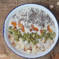 Millets Porridge, No Sugar Millet Flakes Porridge