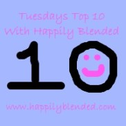 Tuesdays Top 10