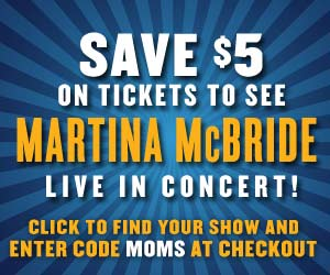 Martina McBride Tour