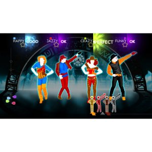 Just Dance 4 Dance together