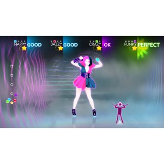 Just Dance 4 screen shot