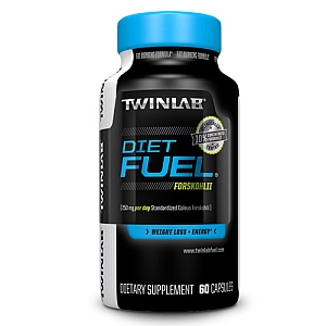 TwinLab Diet Fuel For Energy and Weight Loss