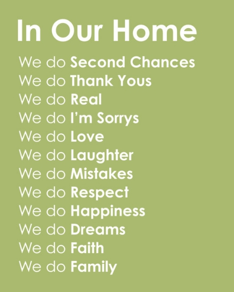 Our Home Has Love