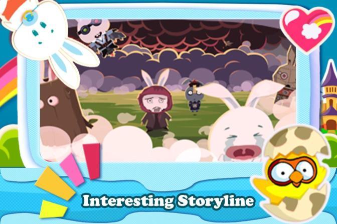 EyeSpy Storyline