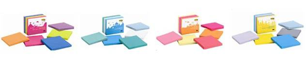 Post-it Study and Organize