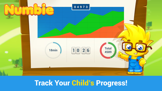 Numbie Parent Dashboard