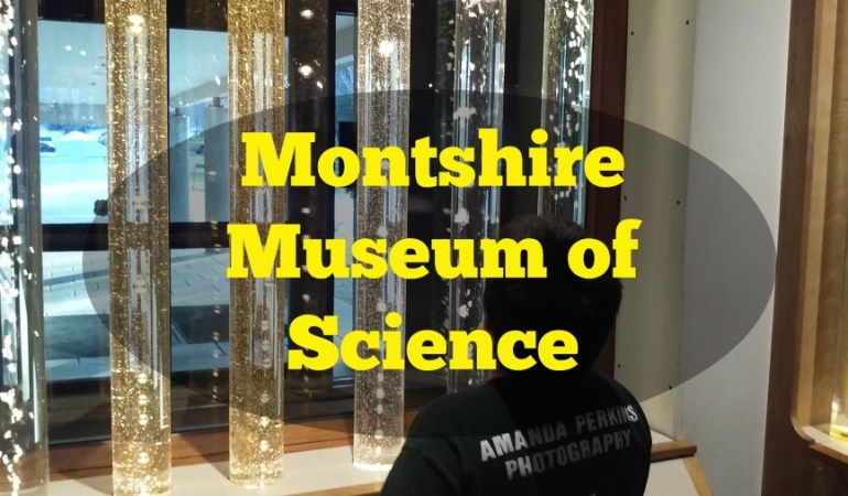 Science Trip VT – Montshire Museum of Science