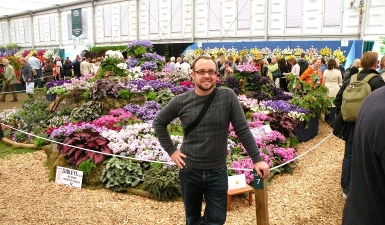 RHS Chelsea Flower Show 2016-May 24th to 28th