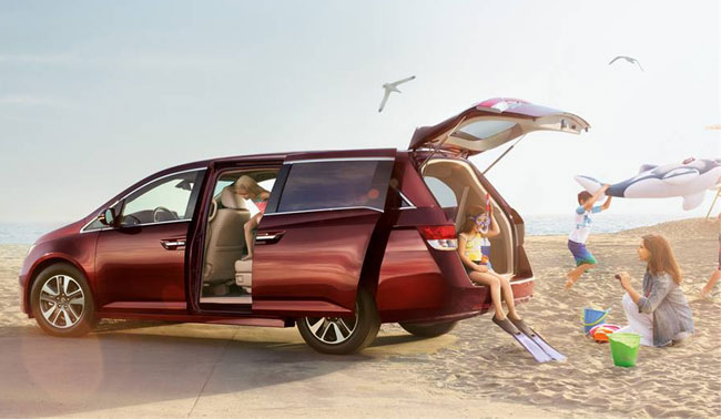 Best Minivans For Families