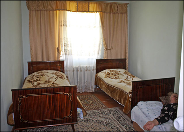 Shared Bedroom for Different Ages