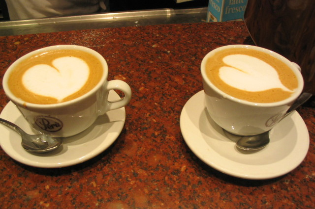 Personal touch coffees